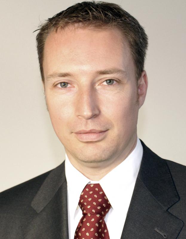 Portrait Joel Guyot