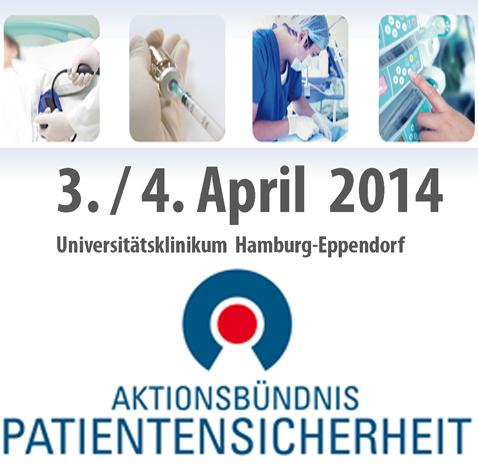 Jahrestagung des Aktionsbündnis Patientensicherheit 2014