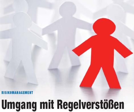 Artikel über den Umgang mit Regelverstößen im Deutschen Ärzteblatt 2014