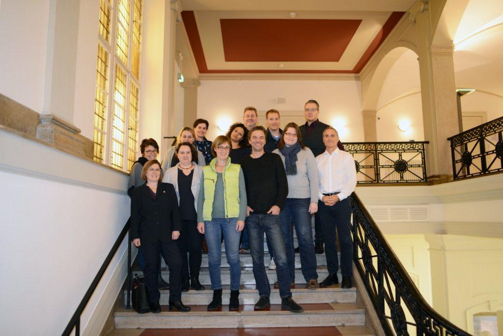 Ausbildung klinischer Risikomanager 2019 Januar und Februar in Berlin Langenbeck - Virchow - Haus